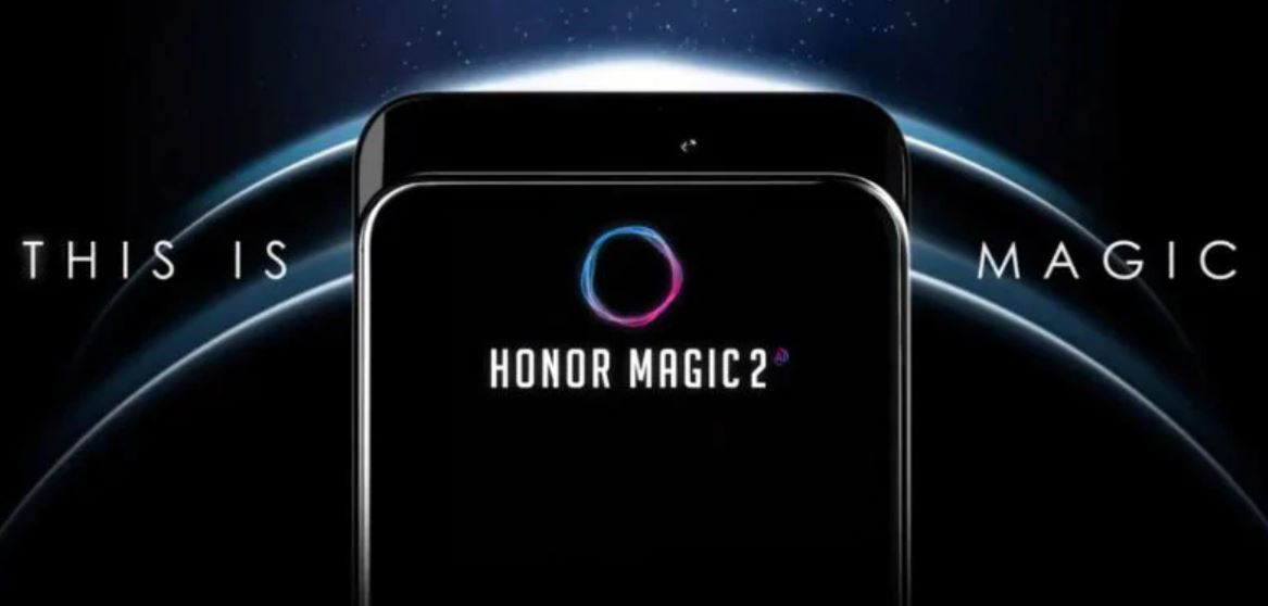Honor Magic 2 Camera