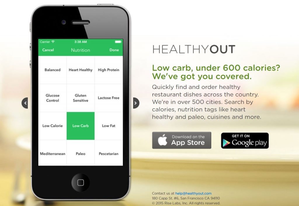 HealthyOut